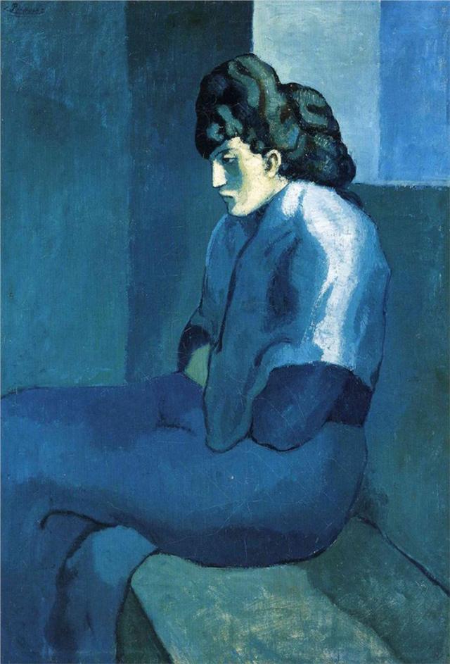 picasso blå period | Tellclothes